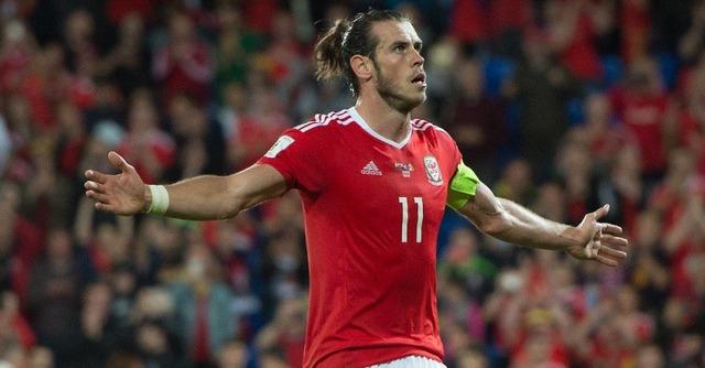 ◆各国代表◆ウェールズ代表ギャレス・ベイル怪我で代表離脱!W杯出場に黄色信号