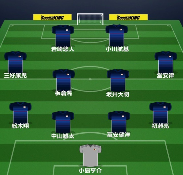 ◆U20W杯◆G組1節 南ア×日本 スタメン発表!久保くんはベンチスタート!堂安、小川、大将先発