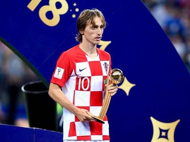 ◆W杯◆モドリッチ 「フランスは引きすぎ、僕らのほうがいいチームだった」