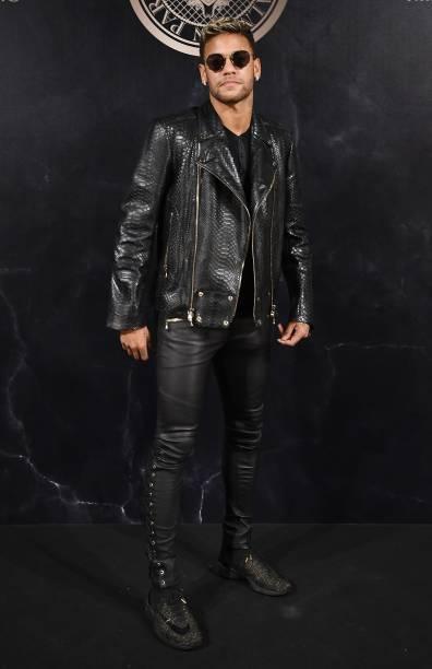 ◆画像◆パリのファッションイベントに出席したネーマールが完全にチンピラ系ファッション(´・ω・`)