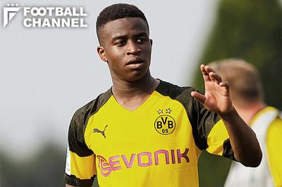 """◆ドイツ◆ドルトの14歳ムココ、8度目の""""ハット""""で今季43得点! U-17ブンデスの新記録更新が目前に"""