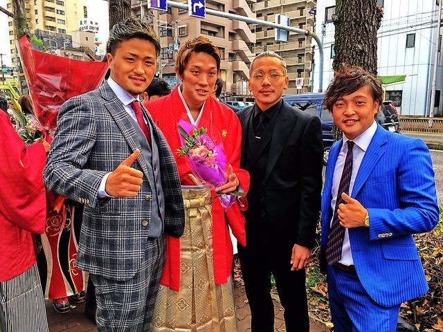 ◆2017十大NEWS◆10位ガンバ大阪MF井手口陽介成人の日ナニワ金融道事案