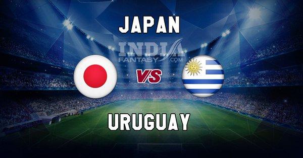 ◆親善試合◆日本×ウルグアイ スタメン発表!ウルグアイはガチ!日本は中島・南野・堂安…1TOPに大迫