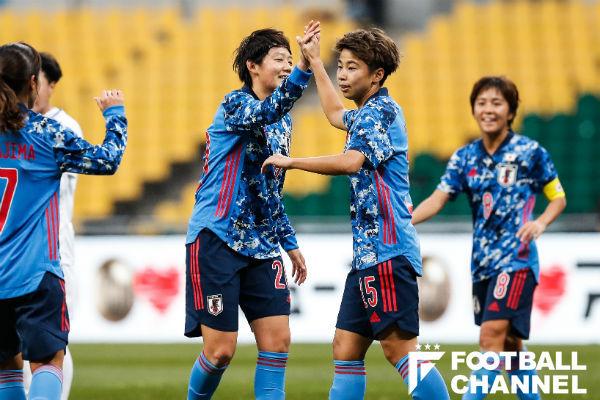 ◆E-1女子◆なでしこ、サカつくスコアで台湾に大勝!6人が得点
