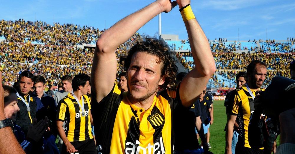 ◆南米◆一方その頃フォルランは母国でウルグアイリーグを制覇していた……