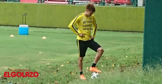 ◆朗報◆連続2度の脳震盪で離脱中の柏の日本代表GK中村航輔、ボール使ったトレーニング再開!
