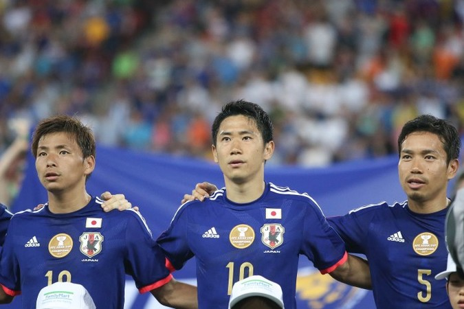 ◆アジア◆中国メディア自虐…中国代表26選手の合計市場価格<<<香川真司一人