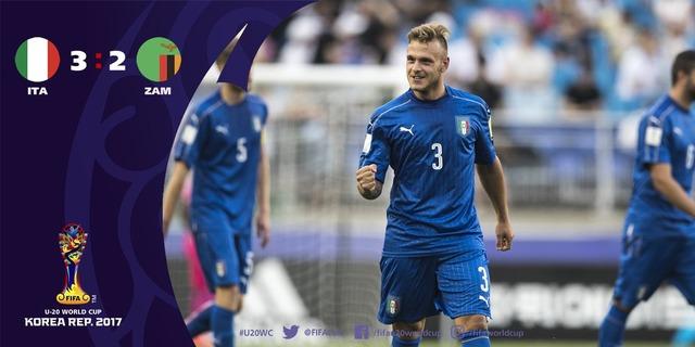 ◆U20W杯◆日本と同組ウルグアイ、イタリア、日本に僅差で勝ったベネズエラがベスト4、U20日本再評価の流れ