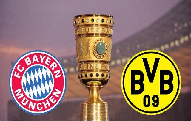 ◆DFB杯◆準決勝 バイエルン×ドルトムントの結果 ドル先行許すもデンベレ覚醒1G1Aで逆転勝利!