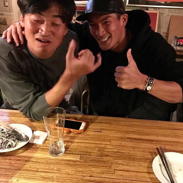 ◆悲報◆ドーピング罰則が解除された広島DF千葉和彦、浦和DF槙野のインスタでなんか摂取してそうな顔を晒す(´・ω・`)