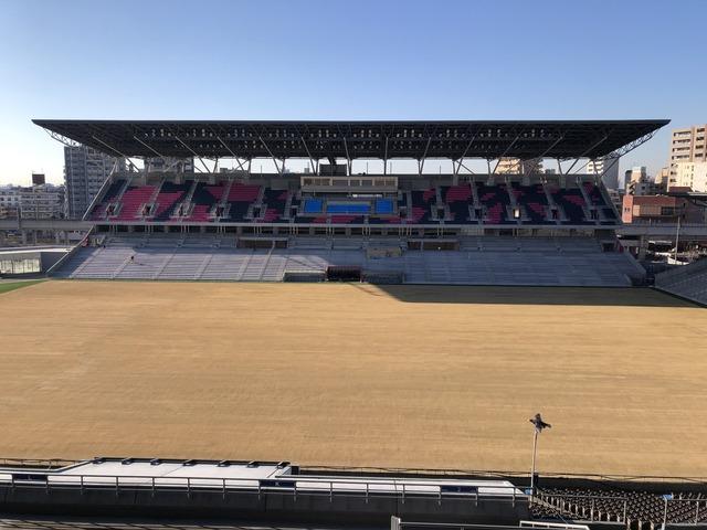 ◆悲報◆C大阪新スタジアム「ヨドコウ桜」のアウェイ側がアウェイすぎる