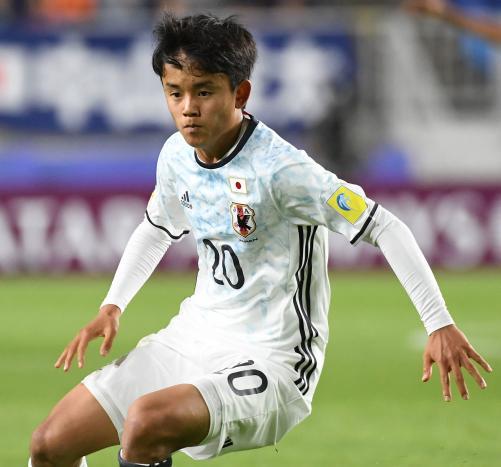 ◆Jリーグ◆急ぎすぎ?FC東京、久保建英、30日新潟戦J1初出場目標にトップチームの練習参加