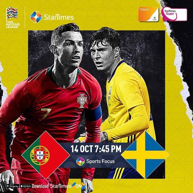 ◆UNL◆3組4節 ポルトガル×スウェーデン ロナウド不在のポルトガル、ジョタの2Gなどでスウェーデン撃破!GL首位維持