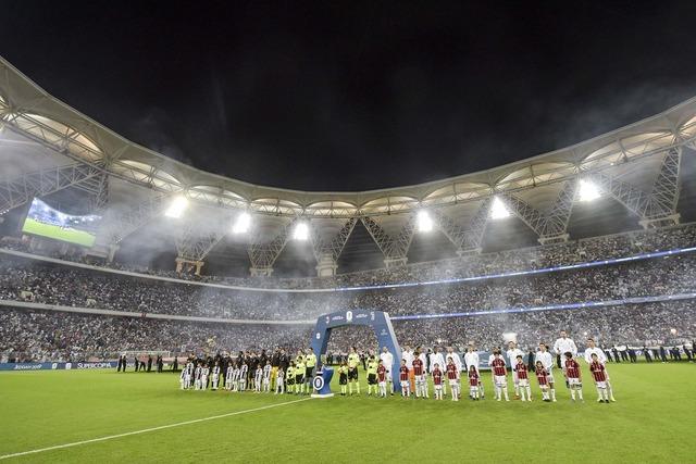 ◆伊S杯◆ユーベxミラン ユーベ、ロナウドのゴールを守りきり優勝!