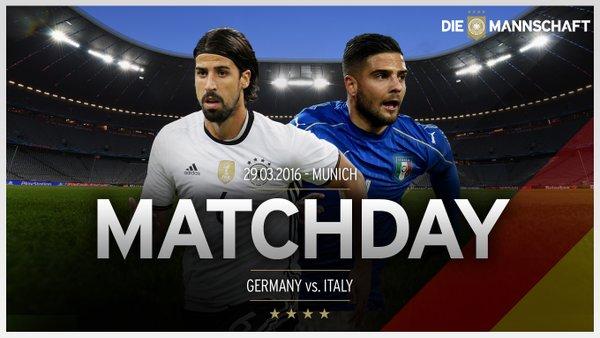 ◆親善試合◆ドイツ×イタリアの結果 イタリア守備崩壊、ドイツホームで4-1快勝(全ゴール&ハイライト)