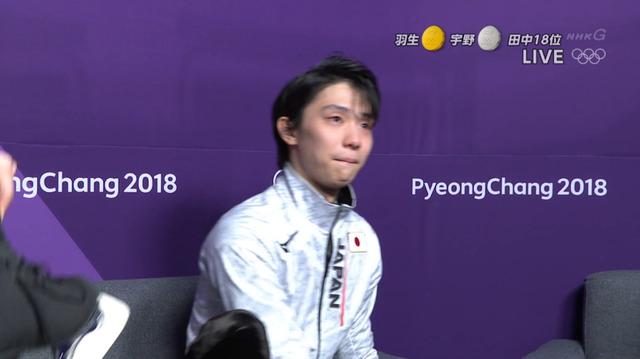 ◆平昌五輪◆フィギュアスケート男子:羽生結弦が66年ぶり五輪連覇!宇野昌磨も銀メダル!
