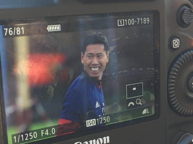"""◆Jリーグ◆HSVの練習に参加して""""ポルディ""""連呼して笑い取ってた神戸の前川、入団テストだった by 独メディア"""