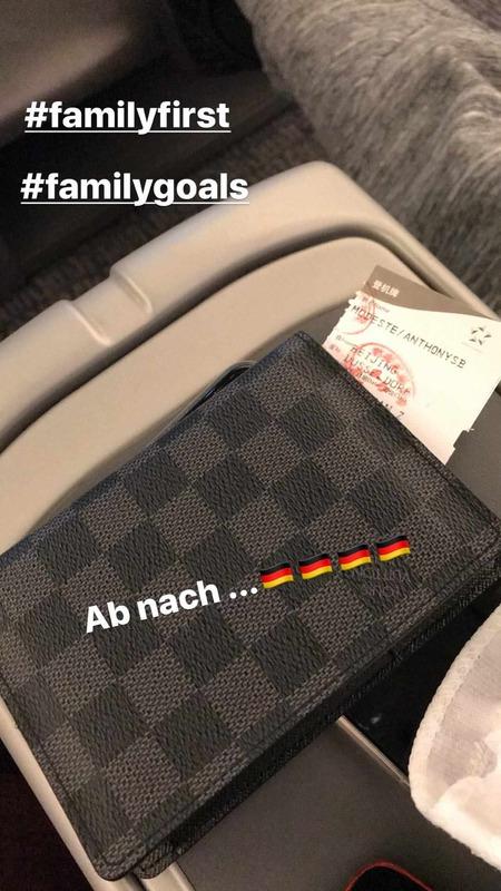 ◆ブンデス◆元ケルンのモデストがドイツ帰還?飛行機の中からドイツ帰りを示唆