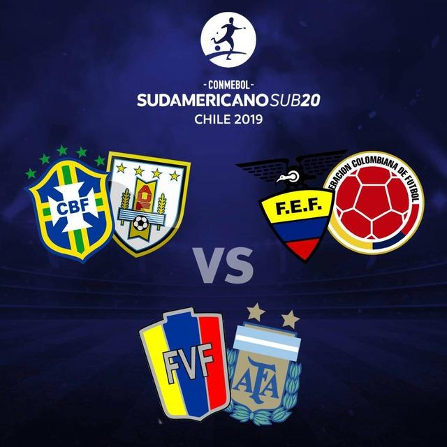◆U20◆U20南米選手権 3節終わってブラジル代表が未勝利で最下位、ウルグアイが首位