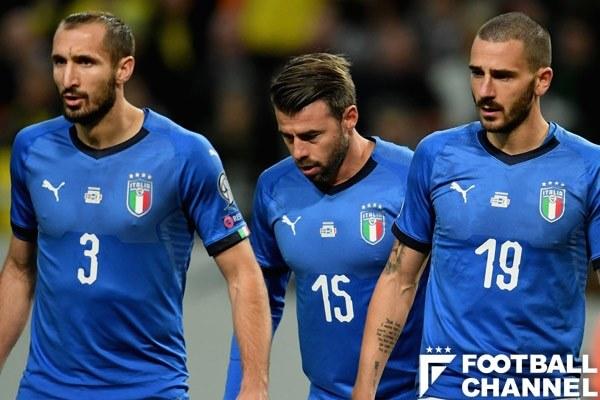◆W杯予選◆欧州PO イタリア崖っぷち!今日負けると60年ぶりの予選敗退、伊国内で批判沸騰