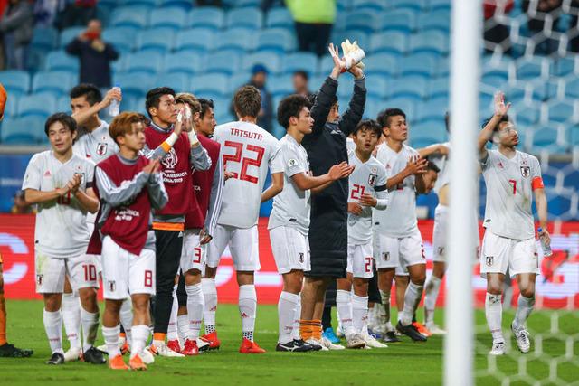 ◆Copa◆「日本がサプライズ」ウルグアイとの白熱ドローに世界驚愕「コパ・アメリカ最高の試合」