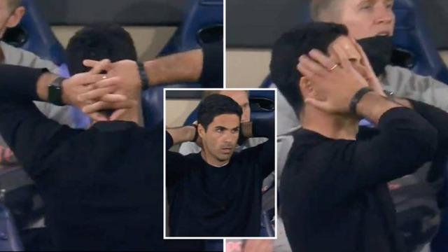 ◆悲報◆アルテタ「(退場した)セバージョスはHTの指示を無視した」と試合後に暴露…アーセナルさんチームがバラバラ
