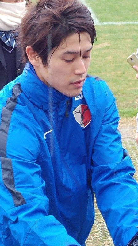 ◆画像◆レアルといい勝負して自身がついたせい?鹿遠藤がシュッとしてイケメンになったと話題に!