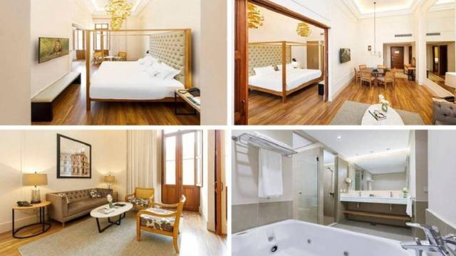 ◆朗報◆高級ホテルに軟禁されてるロナウジーニョがむちゃくちゃ高待遇で草