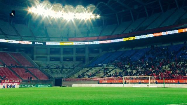 ◆悲報◆ホーム5敗目&川崎に3発完敗で鹿島サポ磯様激おこ!?試合後抗議の居残り