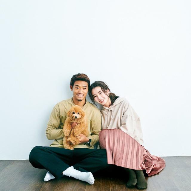 ◆画像◆社内奉仕活動でおなじみ川崎F守田英正さんの結婚相手がクッソすぎると話題に!