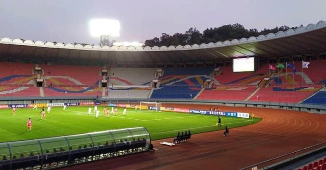 ◆W杯アジア予選◆北朝鮮✕韓国…無観客試合の上に放送なし!おまけに談合臭いスコアレスドローでクソワロタwww