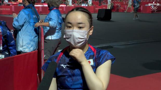◆五輪速報◆卓球女子シングルス、伊藤美誠3位決定戦制して銅メダル!日本人女子初の卓球シングルスのメダル獲得