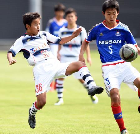 ◆U世代◆U15代表 森山監督「面白いゴール」元バルサ久保君のFC東京ユースでの初ゴールを称賛