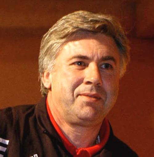 ◆伊代表◆アンチェロッティ氏がイタリア代表監督就任要請を断る 候補はマンチーニとラニエリに絞られる