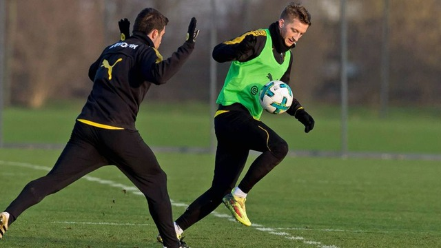 ◆ブンデス◆ドルトムントに朗報、長期離脱中のマルコ・ロイス HSV戦で8ヶ月ぶりに実戦復帰の可能性浮上