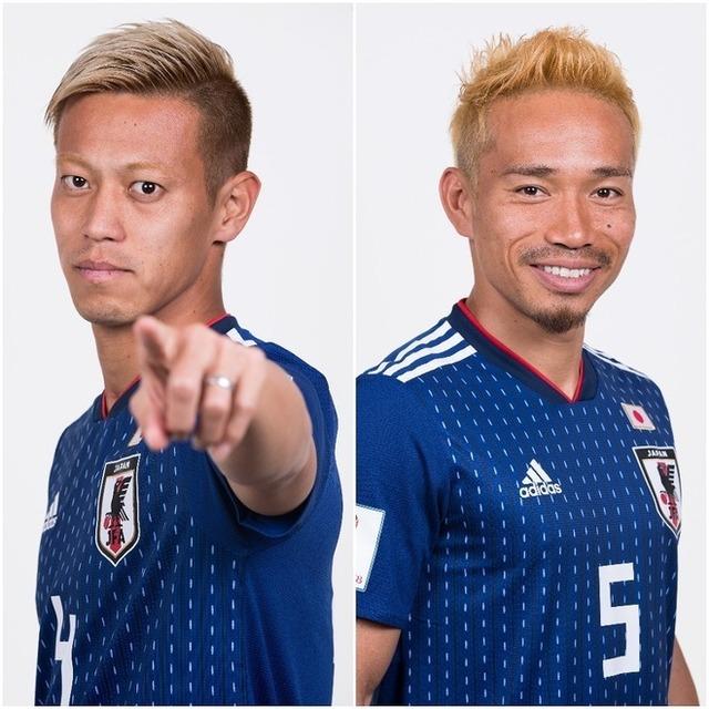 ◆ロシアW杯◆出場全選手ツイート反響ランキング、なんと長友2位、本田が5位とまさかのクリロナ超え