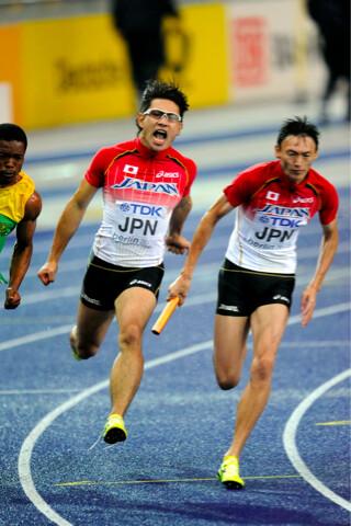 ◆悲報◆北京五輪陸上400mリレー銀メダリスト塚原直貴、新型コロナウィルス感染…所属の富士通が発表