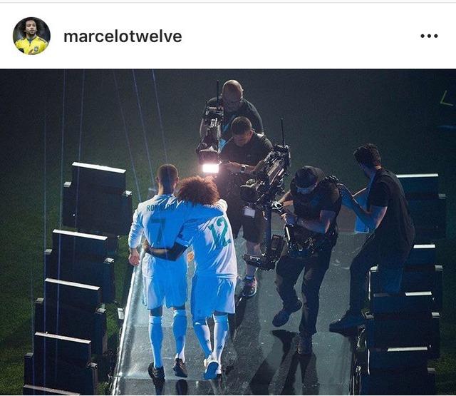 ◆イイハナシダナー◆マルセロがクリロナに贈ったお別れメッセージが素晴らしすぎる件