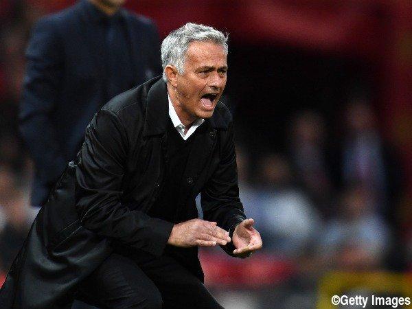 ◆悲報◆モウリーニョ、怒りの会見退席…メディアに「リスペクト」と連呼