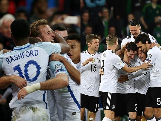 ◆W杯欧州予選◆9連勝ドイツとイングランドがW杯出場権獲得! W杯出場決定は10か国に