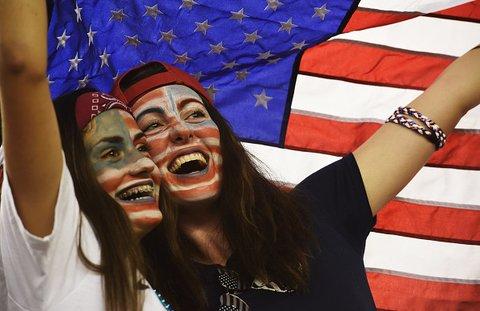 ◆女子W杯◆沸き起こる「USA!!」の大合唱をはねのけろ なでしこ女子W杯決勝は完全アウェー