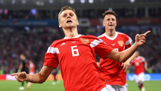 ◆悲報◆ロシアW杯躍動のチェリシェフにドーピング疑惑…アンチドーピング機構が調査開始