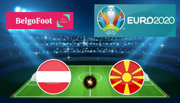 ◆EURO◆C組1節 オーストリア×北マケドニア オーストリア後半アラバの芸術的クロスから決勝点!3-1で白星発進