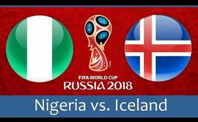 ◆ロシアW杯◆D組2節 ナイジェリア×アイスランド ナイジェリアがムサの2Gで勝利!D組2位浮上!