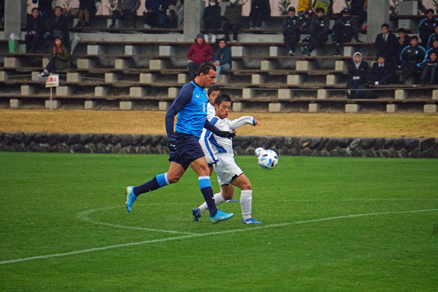 ◆画像◆宮崎の高校生が練習試合で川崎Fレダミと競り合った結果…なお一人で8得点だった模様