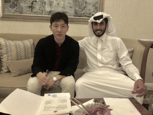 ◆悲報◆アル・ドゥハイルで7年間幽閉された韓国代表10番ナム・テヒさん結局PSGに行けずカタールの別チームに移籍