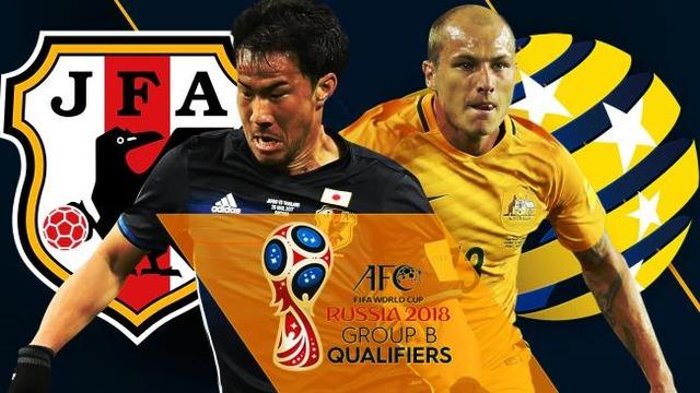 ◆W杯予選◆9節 日本×豪州の結果 浅野。井手口のゴールで日本完封勝利!W杯出場決定!