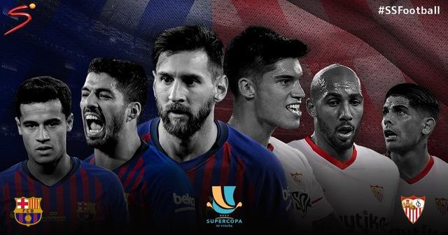 ◆リーガ◆バルサへの忖度?スペインS杯試合前日に突如レギュレーション変更!セビージャ法的措置検討