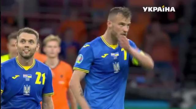 ◆EURO好プレー◆オランダ戦ウクライナ代表FWヤルモレンコのミドルがエグすぎる件