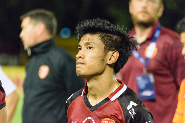 ◆J補強◆札幌は独自路線、ミャンマーの至宝アウン・トゥ獲得に興味